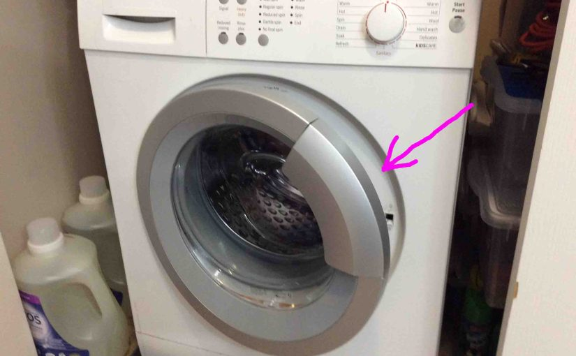 How To Clean Front Loading Washing Machine With Bleach