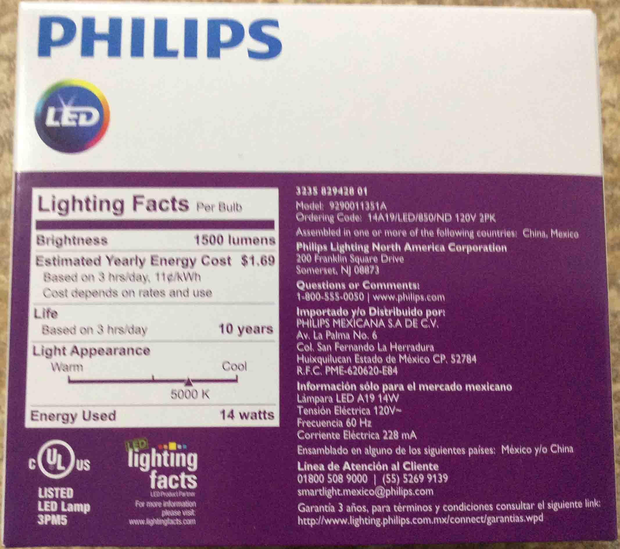 Luxury Cost Of Led Lights