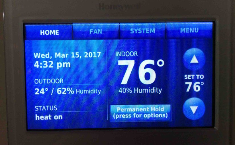 How to Find Honeywell Thermostat Firmware Version
