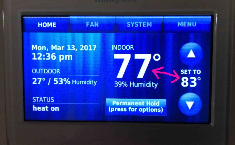 Honeywell Thermostat Not Reaching Set Temperature Troubleshooting