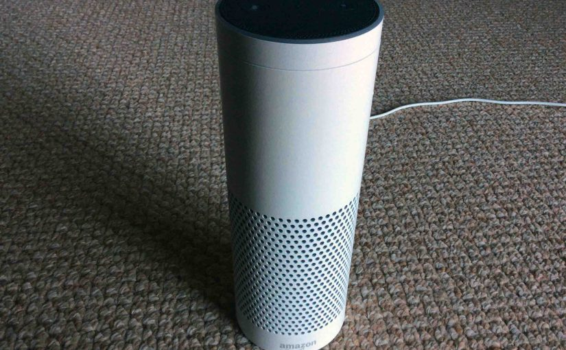 How to Adjust Volume on Amazon Echo 1st Gen Smart Speaker