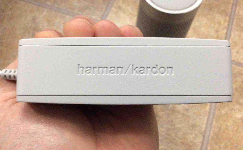 Power Cord Specs for Invoke Harman Kardon Speaker