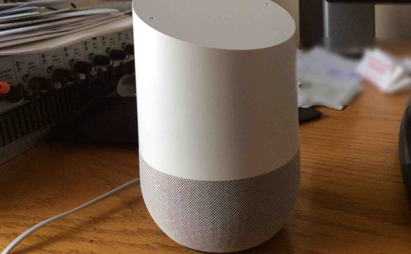 Google Home Bluetooth Speaker Pairing Instructions, 2017