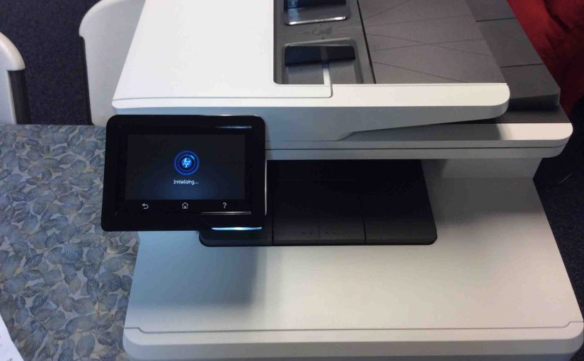 HP MFP M477 Printer Color LaserJet Pro Pictures