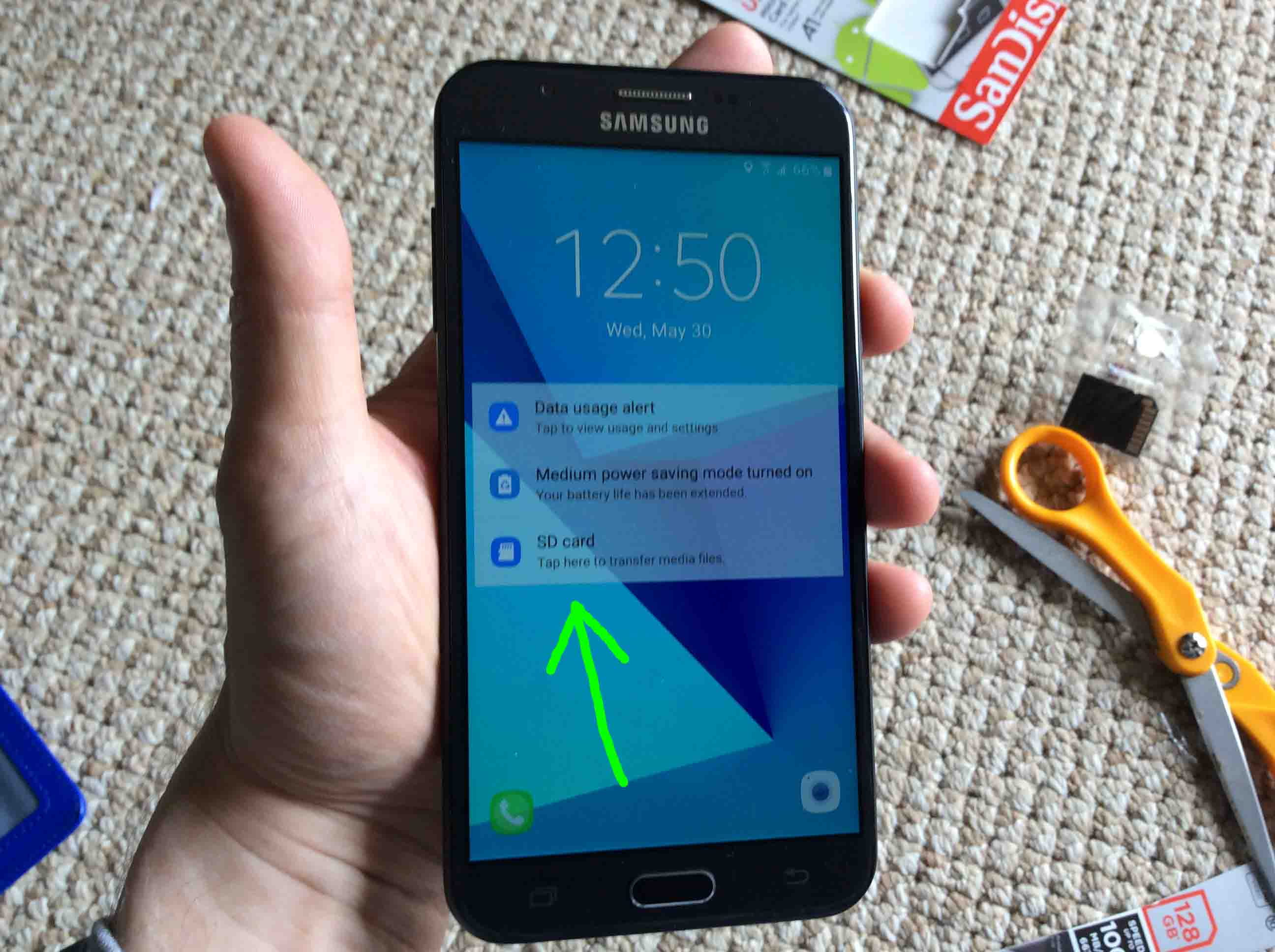 Samsung Galaxy J7 Picture Gallery | Tom's Tek Stop