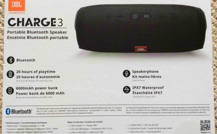 How to Reset JBL Charge 3 Bluetooth Speaker