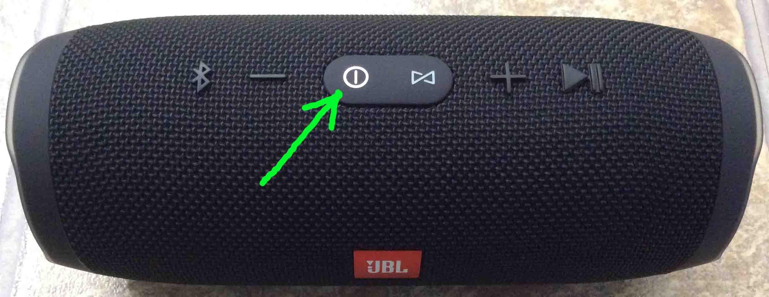 JBL Charge 3 Hard Reset Instructions   Tom's Tek Stop
