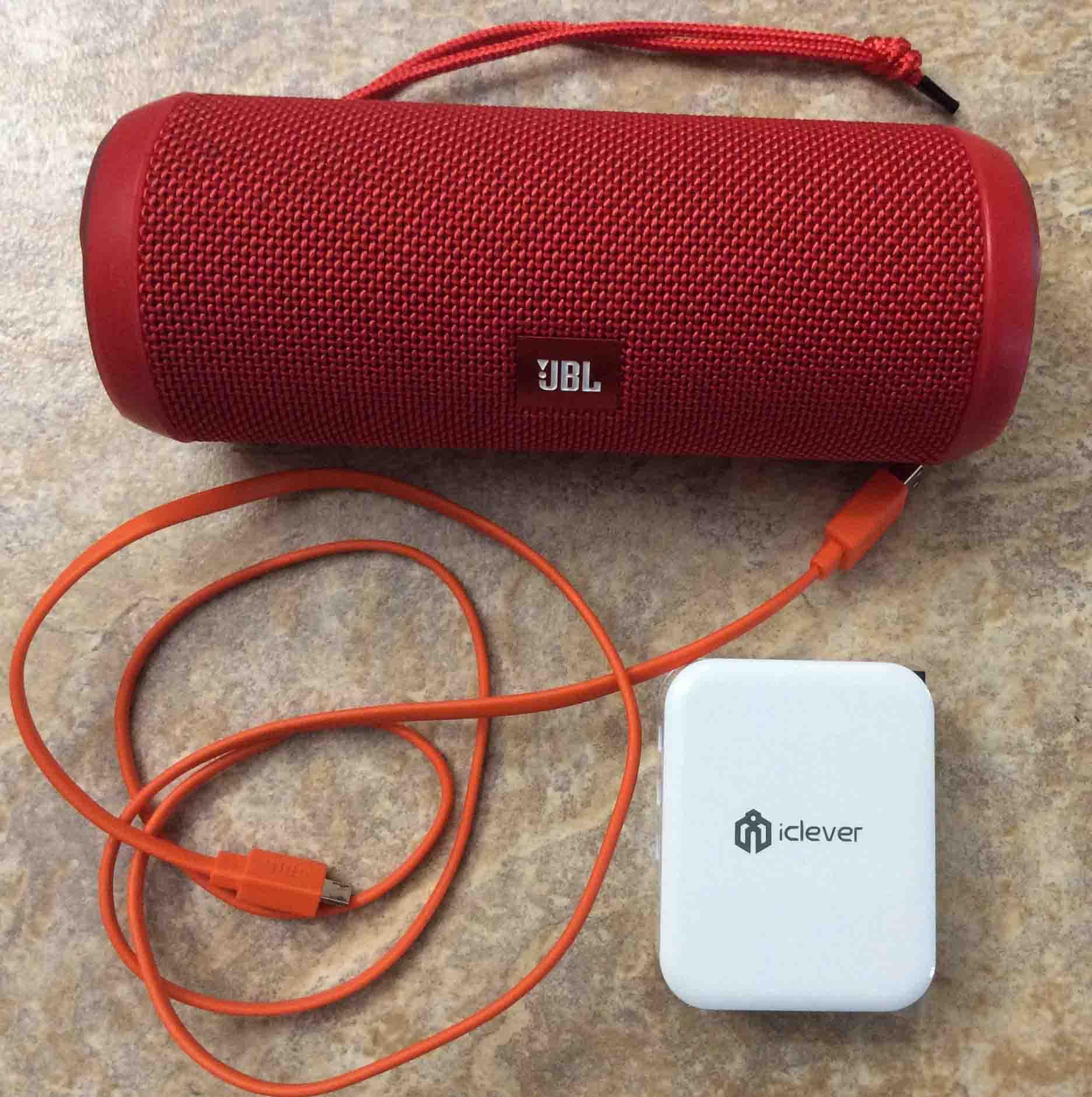 How To Charge Jbl Flip 3 Splashproof Bluetooth Speaker Battery Iii Pink