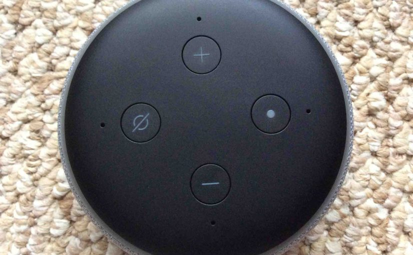 How to Restart Alexa Echo Dot Speaker