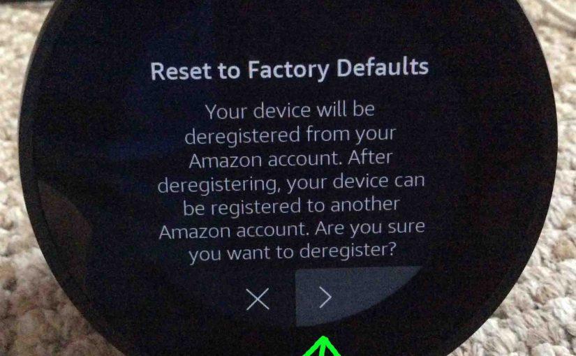 How to Reset Echo Alexa Smart Speakers