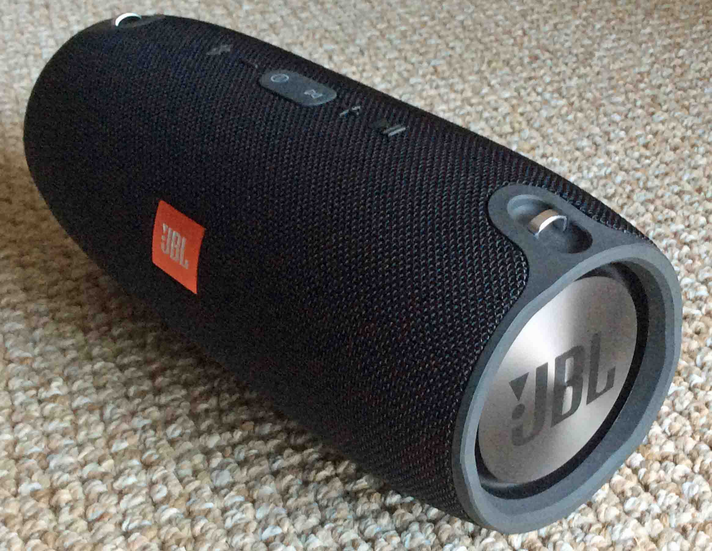 Finding JBL Xtreme Firmware Version Instructions | Tom's Tek Stop