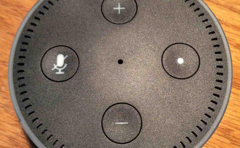 How to Restart Alexa Dot Smart Speaker