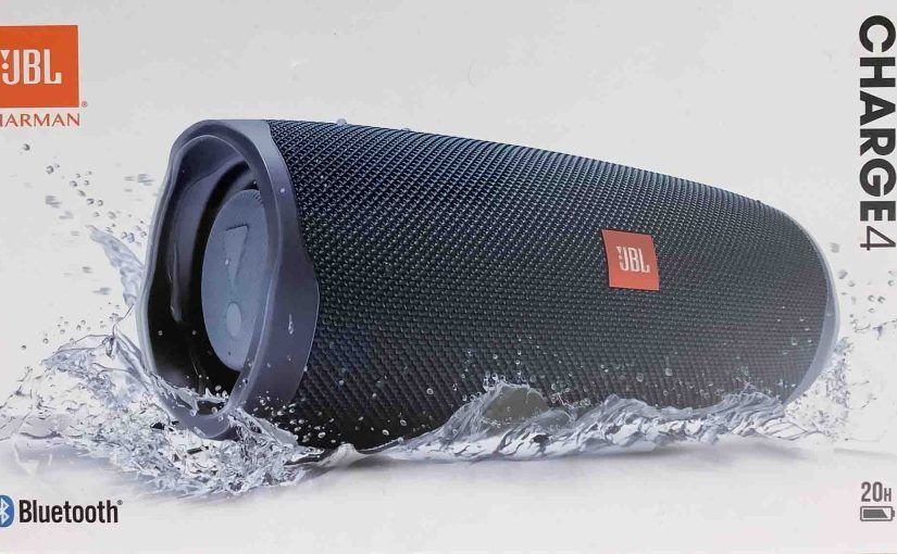 JBL Charge 4 Reset Instructions, Hard Factory Reset