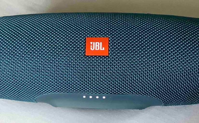 JBL Charge 4 Firmware Upgrade Instructions