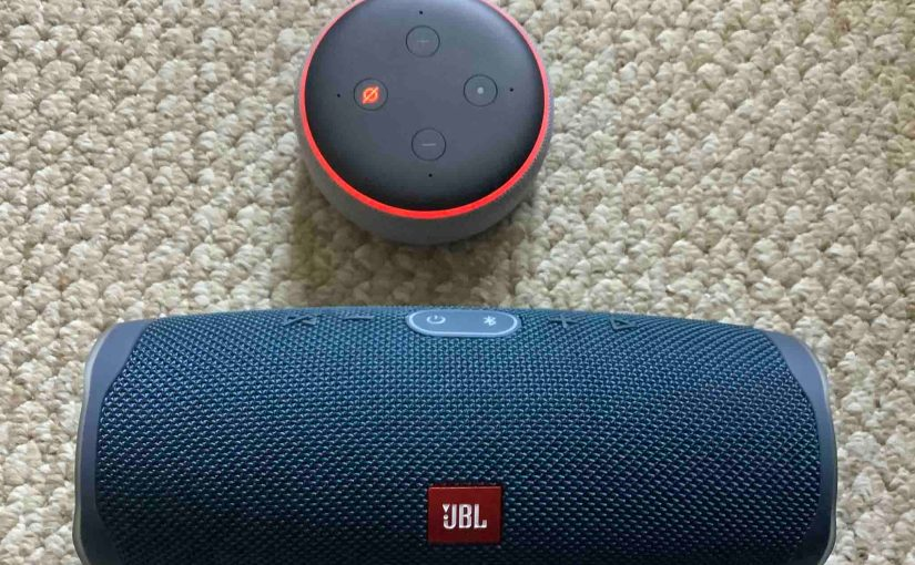 How to Connect JBL Charge 4 to Alexa