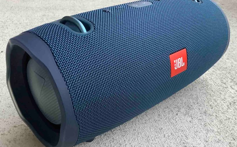 JBL Bluetooth Speaker Volume Control Described