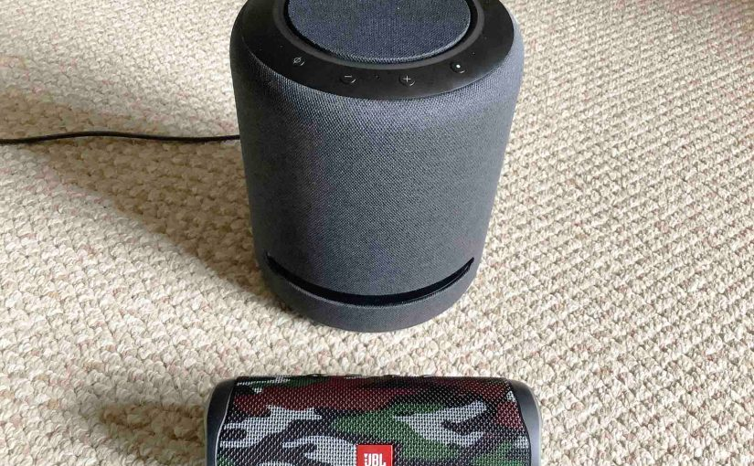How to Connect Echo Studio to Bluetooth Speaker