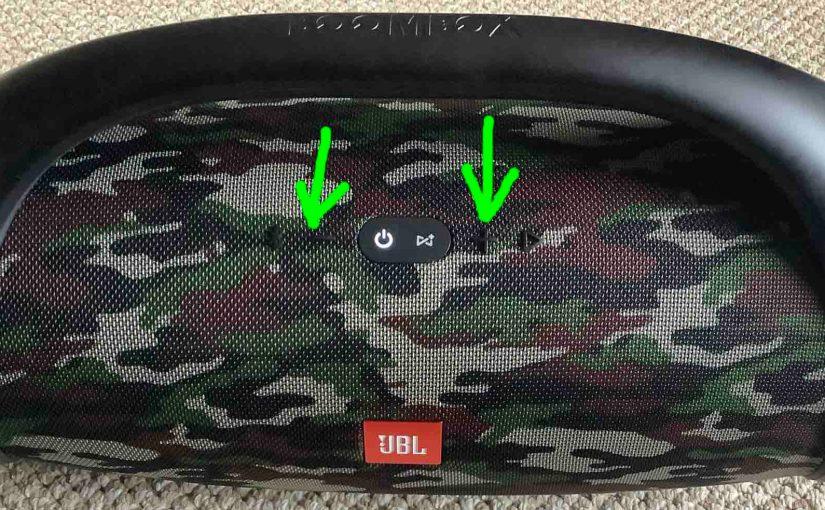 How to Adjust Volume on JBL Boombox Speaker