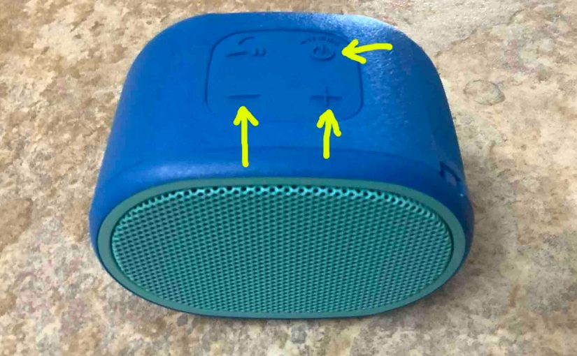 Sony SRS XB01 Buttons Explained, Functions, Codes