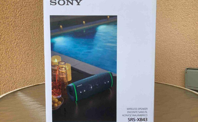 How to Hard Reset Sony SRS XB43 Bookshelf Speaker