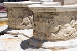 Venetian fountain in Heraklion