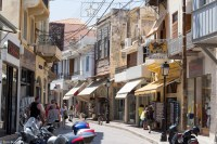 Street in Rethymno Old Town