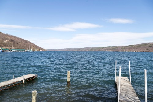 Keuka Lake from Hammondsport