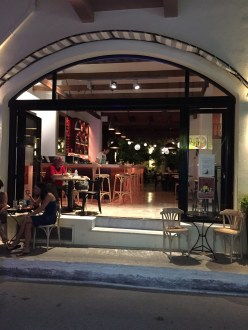 Monika's Garden Wine Bar