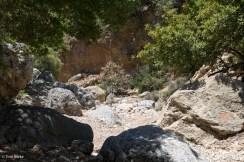 In Anidri gorge