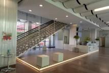 Inside the Neues Deutschland offices