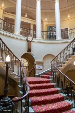 The staircase, Culzean