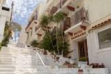 A street in Agios Nikolaus