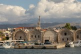 The Venetian Harbour, Chania