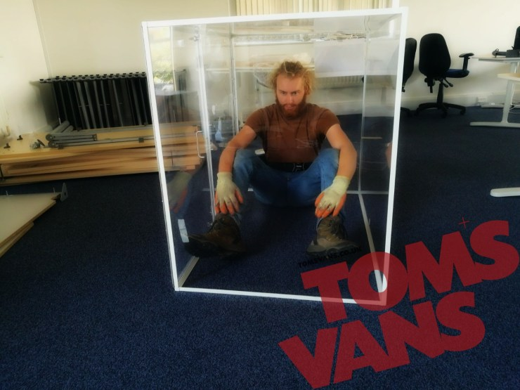 Professional reliable man and van removals in Bath & Bristol - Tom's Vans