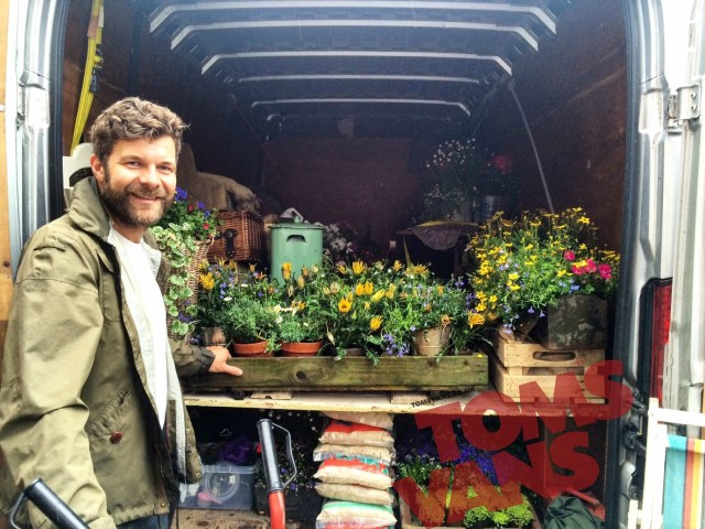 Man and Van Removals service in Bath and Bristol - Tom's Vans - Your Local Man with a Van