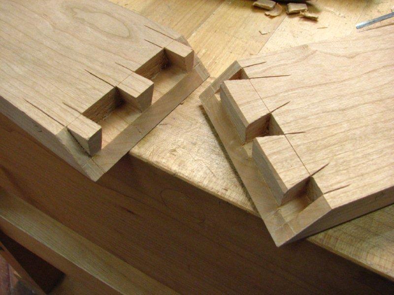 Sashimono Woodwork