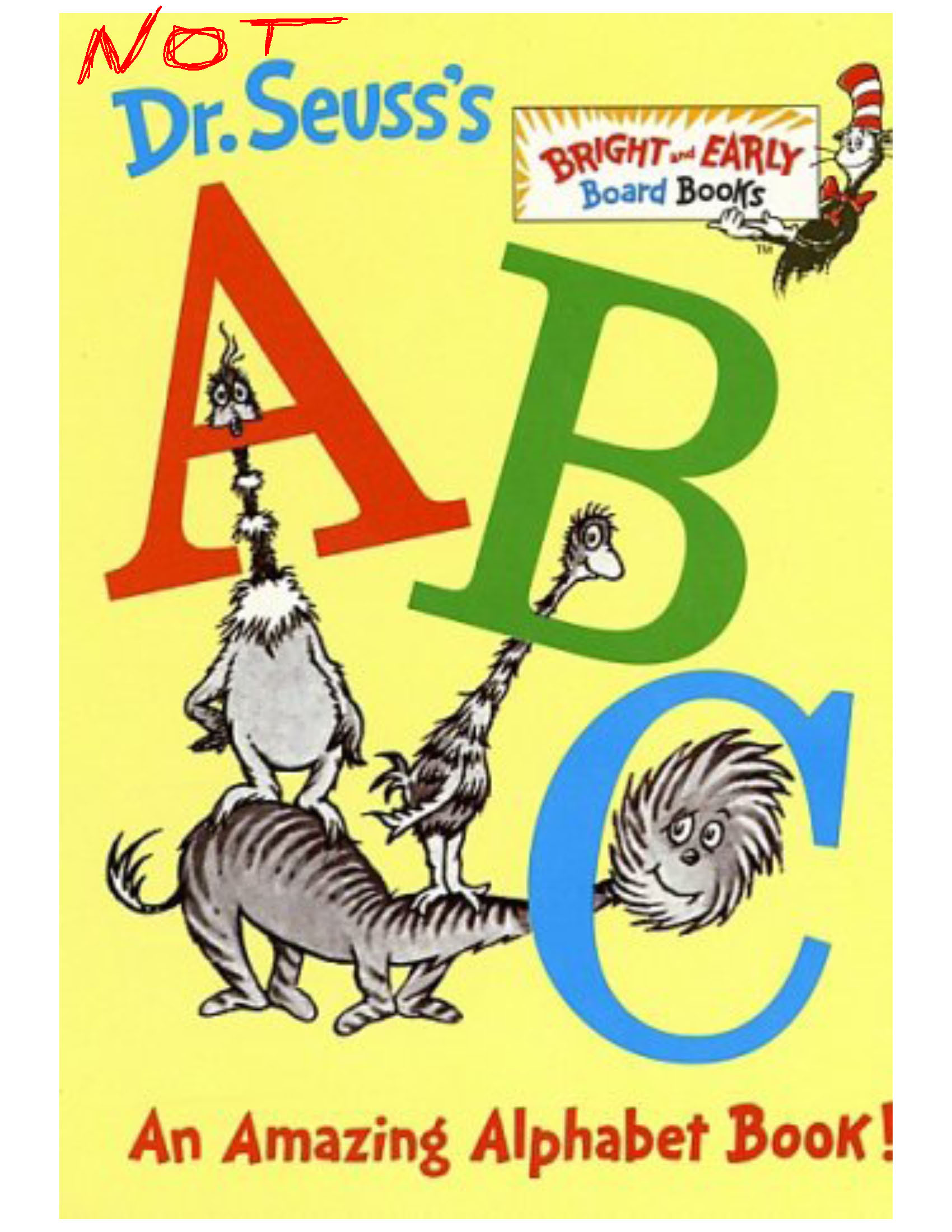 Beware Board Books Or I Owe Dr Seuss An Xpology