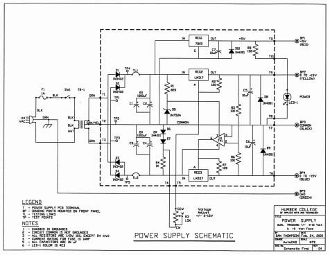 PS-15 Power Supply