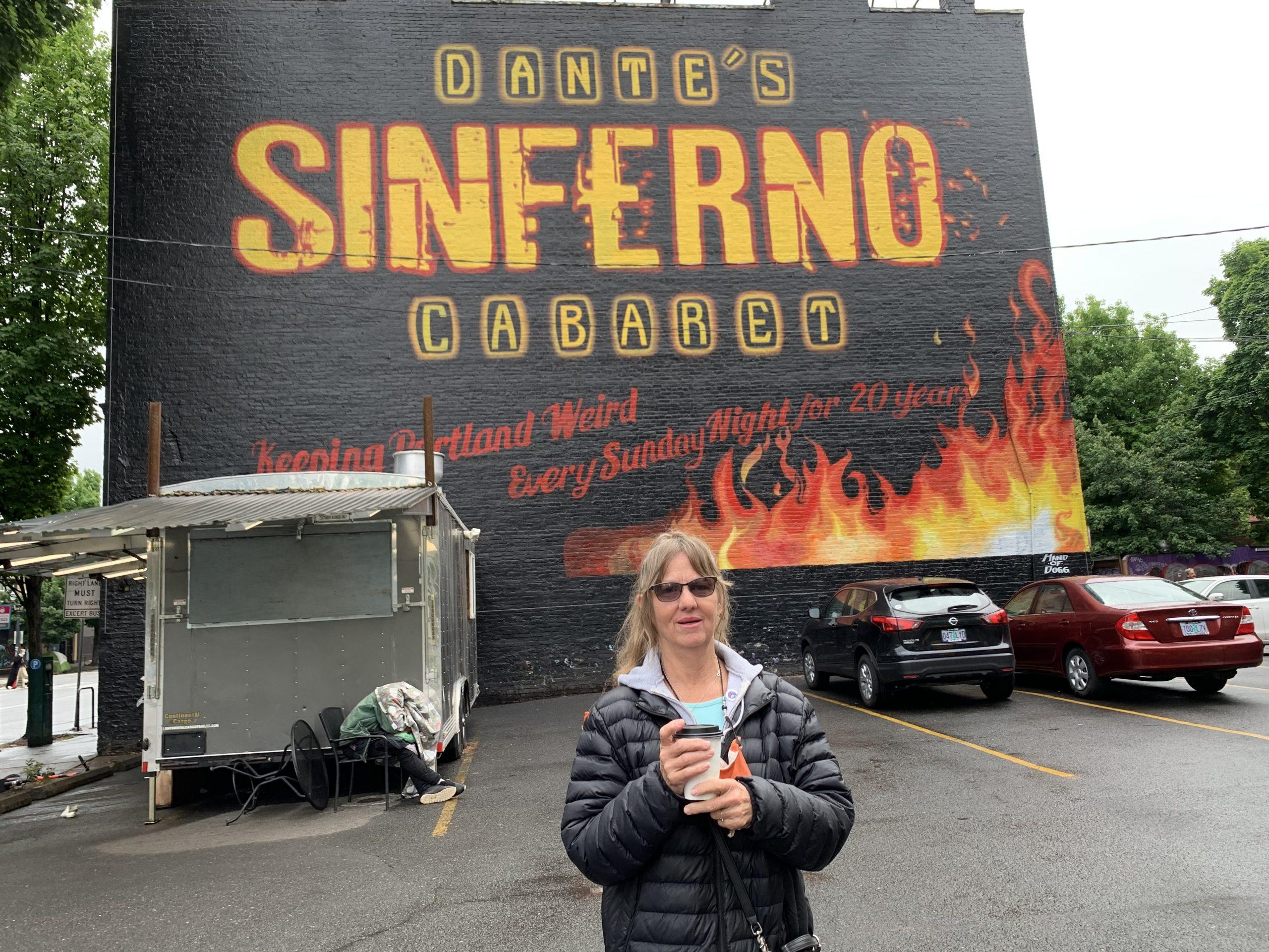 Dante's Sinferno - Portland OR