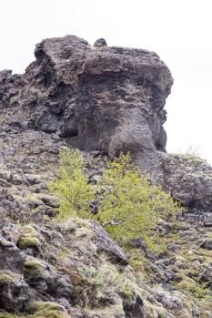Lava scenery - not a troll