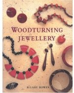 Hilary Bowen - Woodturning Jewellery