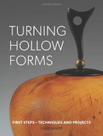 Book: Mark Sanger - Turning Hollow Forms 1