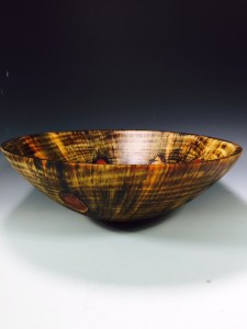 Norfolk Island Pine Bowl