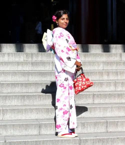 着物-体験-東京-外国-人-海外-人-浅草-インド人