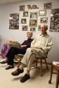 2014 VW Xmas Grandpa and Grandma VW