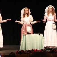 Our Hollandse Maagds (Dutch Maids)