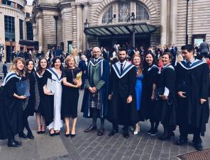 2016 07 08 Taylor Commencement St. Margarets Edinburgh