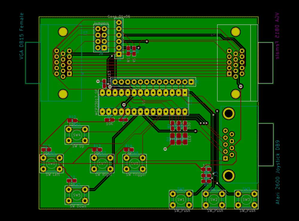 medium resolution of  atari controller wiring diagram on dualshock 2 wiring diagram playstation 2 wiring diagram