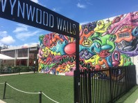 Entrance to Wynwood Walls