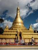 Volgens mij was dit ding ook in de buurt van Mandalay